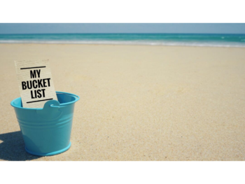 What's on your bucket list and can you afford it?